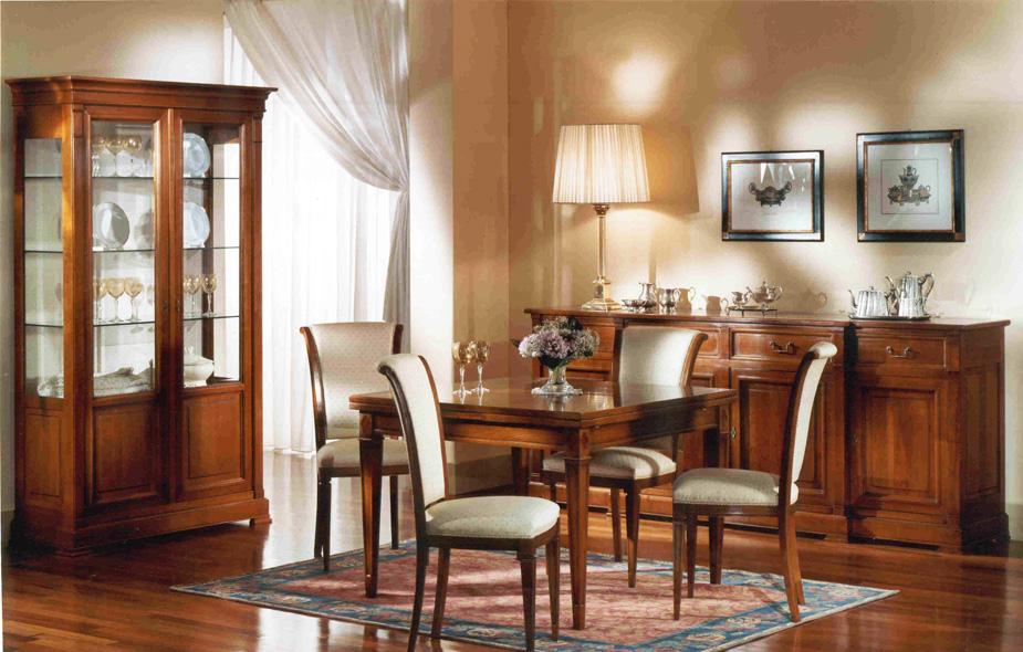 Mobili per sala classici - Mobili per sala da pranzo classici ...