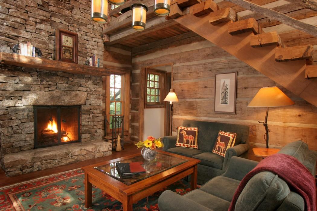 Lo stile chalet il calore che ti avvolge for Piani di casa in stile baita di montagna