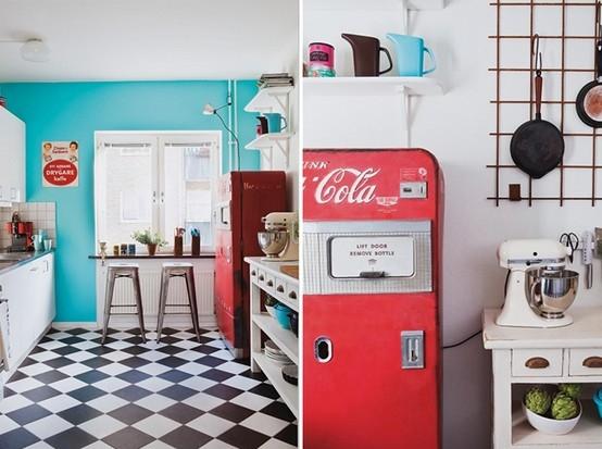 Arredamento Stile Vintage Anni 50 : Vintage e retro archives u home · handmade · · more by anoma j decor