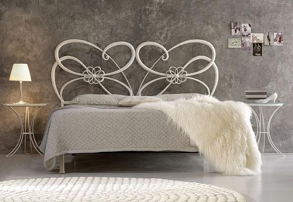 Il fascino indistruttibile del ferro battuto - Camere da letto ferro battuto ...