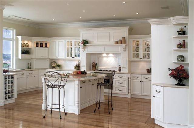 La cucina in stile inglese tradizione e semplicità