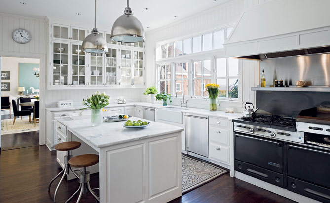 La cucina in stile Inglese, tradizione e semplicità!