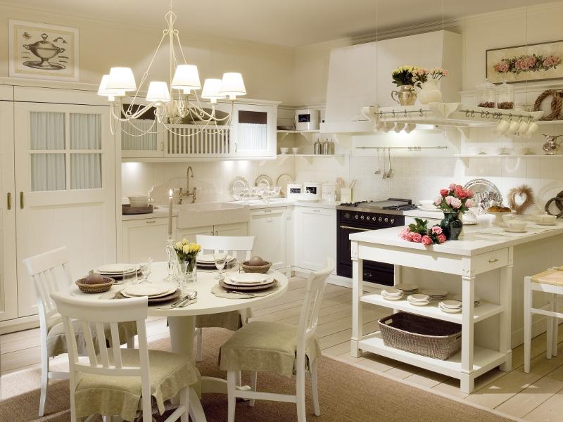 La cucina in stile inglese tradizione e semplicit for Arredamento stile inglese bianco