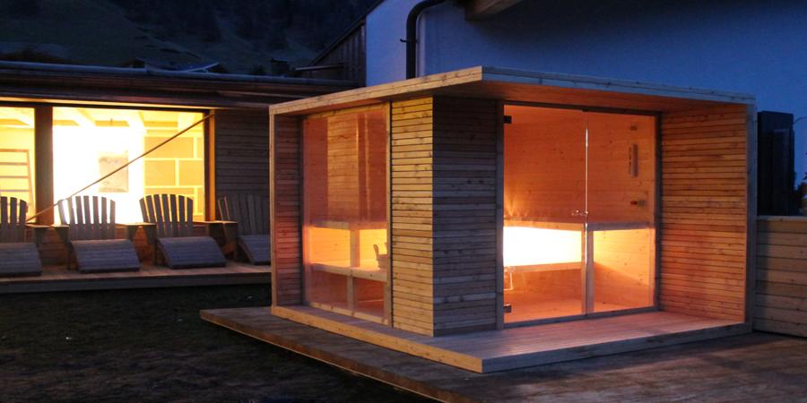 Un angolo di paradiso la spa in casa - Sauna bagno turco differenza ...
