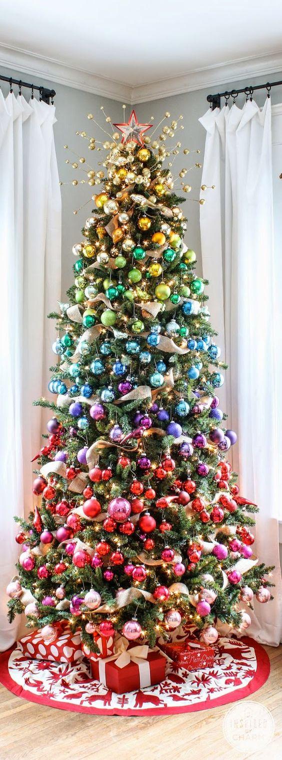 Alberi Di Natale Bellissimi.It S Xmas Time 15 Alberi Di Natale Da Copiare