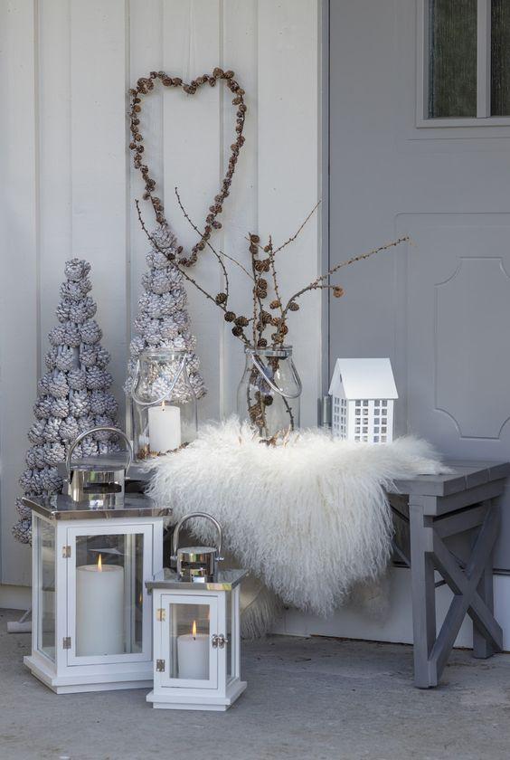 Addobbi Natalizi Stile Nordico.It S Xmas Time Il Natale In Stile Nordico