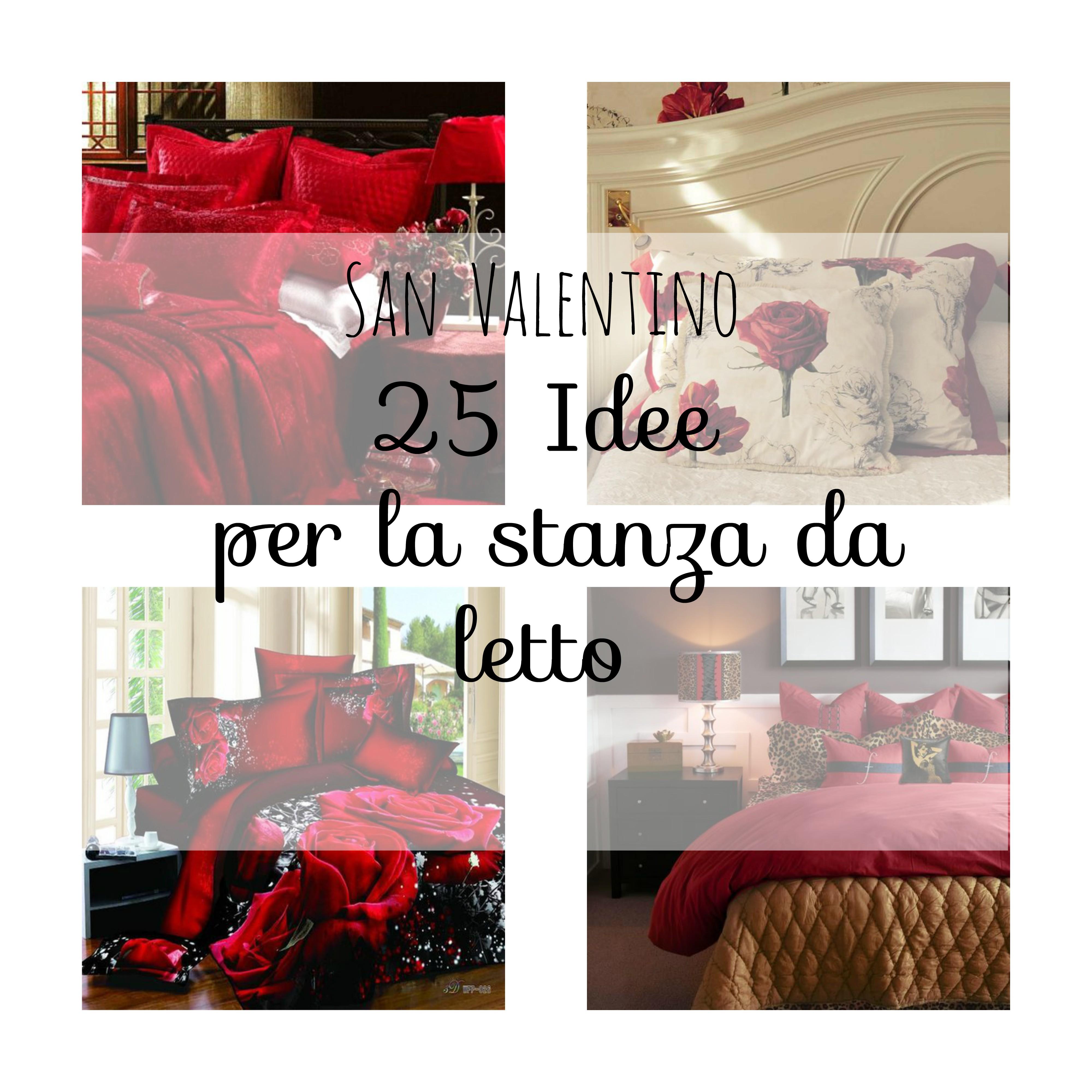 San Valentino 25 Fantastiche Idee Per La Stanza Da Letto