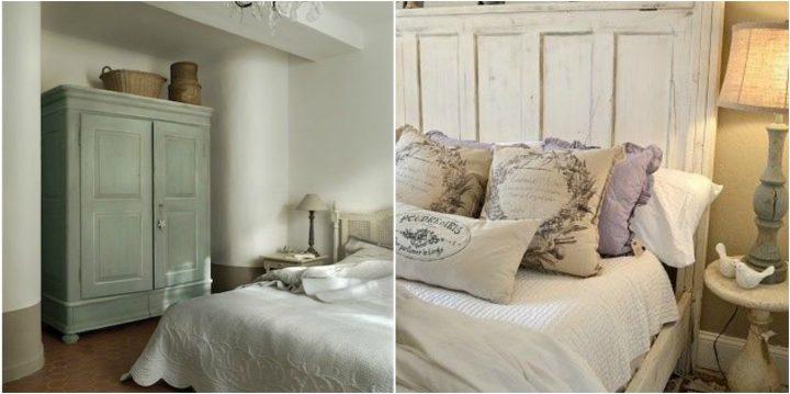 Lo stile provenzale come arredare la tua camera da letto - Arredamento camera da letto stile provenzale ...