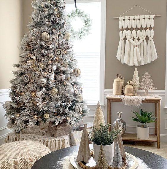 decorazioni natalizie tendenza
